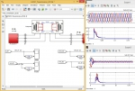 شبیه سازی سیستم انتقال توان فشار قوی DC در سیمولینک متلب